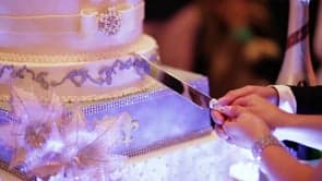 new orleans vietnamese wedding video cake picture